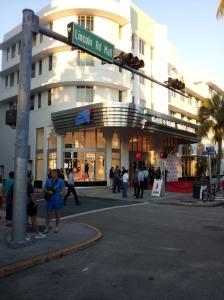 Dia da inauguração da loja H&M, Nov 7, 2012