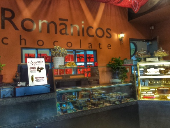 Foto: Miamando -  Romanicos, uma boutique de chocolate