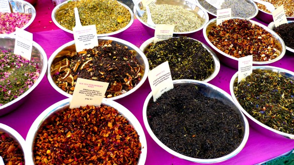 Teas and Spices