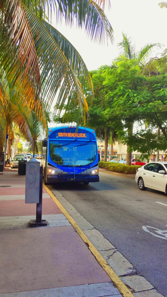 Cheapest way to get around in South Beach