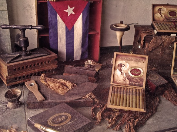 Flag, Cigar, History: Cuba in Miami