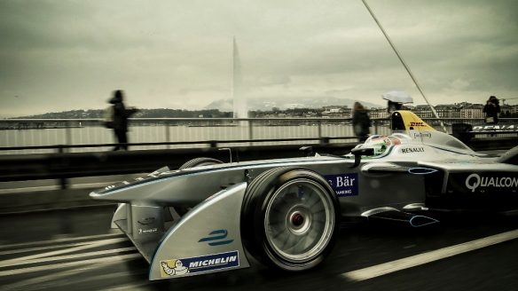 Photo: courtesy of FIA Formula E official website
